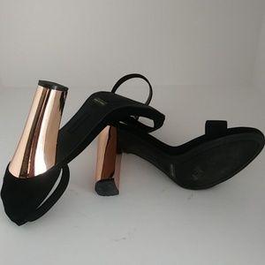 BAMBOO Shoes - Bamboo platform heel